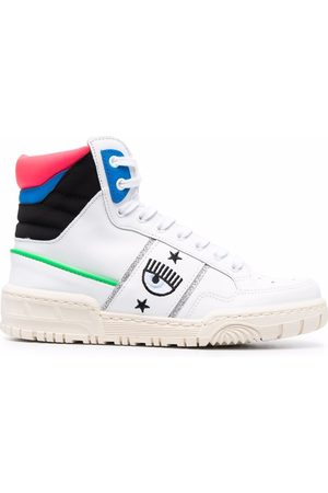 Chiara Ferragni CF-1 high-top sneakers