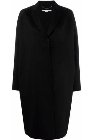 Stella McCartney Damen Mäntel - Single-breasted wool coat
