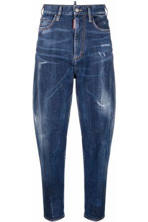 Dsquared2 Tapered-leg boyfriend jeans