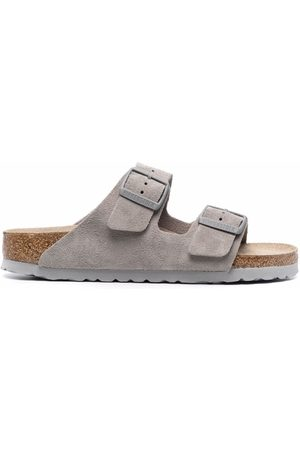 Birkenstock Arizona slip-on suede sandals