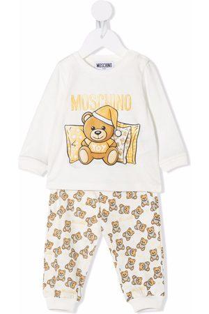 Moschino Sleeping bear trouser set