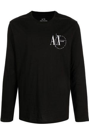 Armani Exchange Logo-print T-shirt