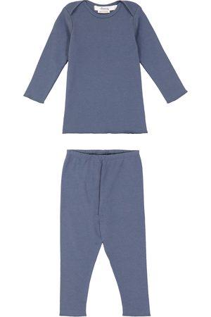 BONPOINT Pyjama-Set Timi aus Baumwolle