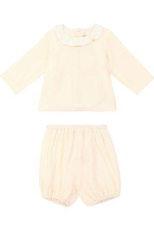 BONPOINT Baby Outfit Sets - Baby Set Thairys aus Top und Höschen