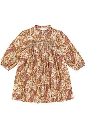 BONPOINT Kleid Tamsin aus Baumwolle
