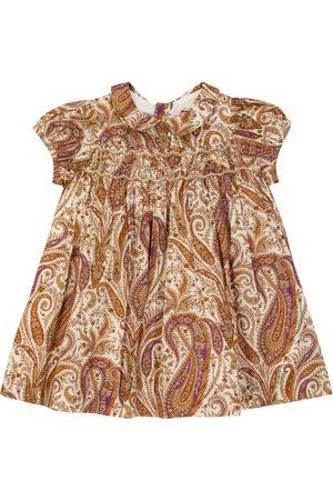 BONPOINT X Liberty Baby Kleid aus Baumwolle