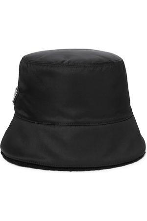 Prada Hut aus Re-Nylon