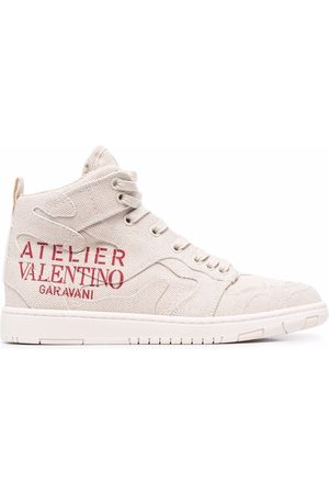 VALENTINO GARAVANI Damen Sneakers - Atelier Sneakers - Nude