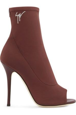 Giuseppe Zanotti Lacey Sock-Boots