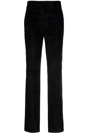 Fabiana Filippi Damen Hosen & Jeans - Corduroy high-waisted trousers