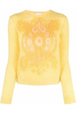 Patou Pullover mit Paisleymuster