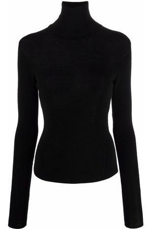 LEMAIRE Fine-knit rollneck top