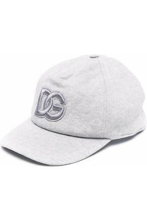 Dolce & Gabbana Embroidered-logo baseball cap