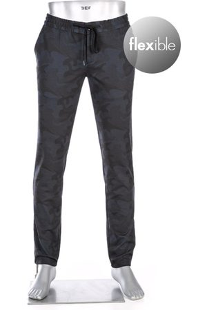 Alberto Tapered Fit House Cosy Camou 62661432/069
