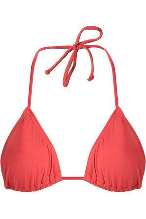 AMIR SLAMA Triangle bikini top