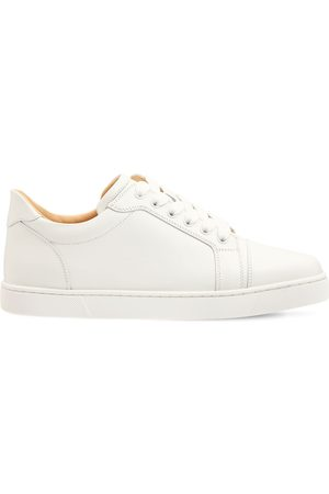 "Christian Louboutin 10mm Hohe Ledersneakers ""vieira"""