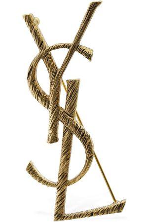 Saint Laurent Ysl Monogram-stecker