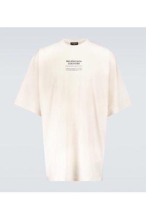Balenciaga T-Shirt aus einem Baumwollgemisch