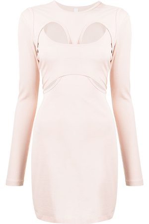 Dion Lee Breathable T-shirt dress