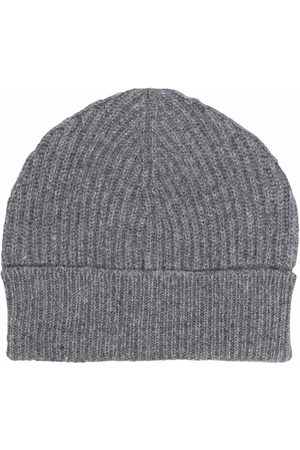 Maison Margiela Herren Hüte - Ribbed-knit beanie