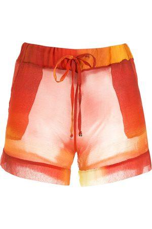 AMIR SLAMA Leichte Shorts aus Seide