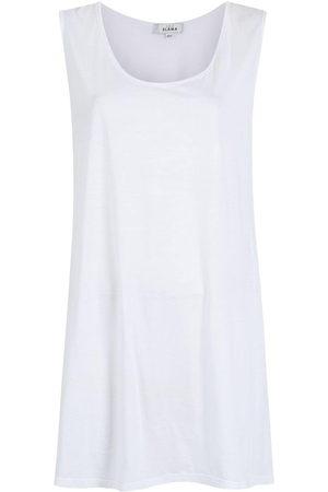 Amir Slama Damen Freizeitkleider - Ärmelloses T-Shirtkleid