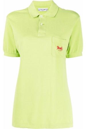 Céline Pre-Owned Damen Poloshirts - 1990s Poloshirt