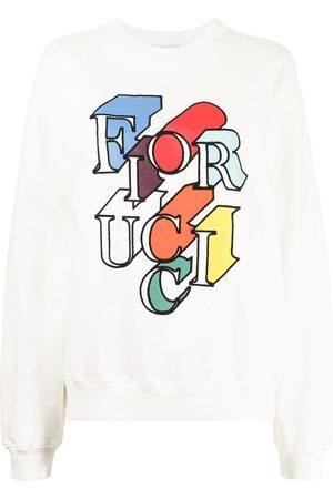 Fiorucci Sweatshirt mit Logo