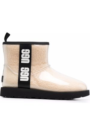 UGG Clear Mini ankle boots - Nude