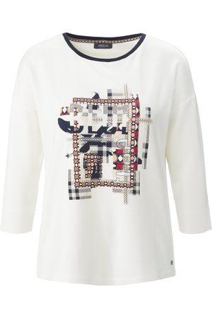 Basler Damen Shirts - Rundhals-Shirt weiss