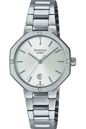 Casio Uhren - Sheen - SHE-4543D-7AUER