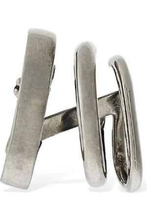 Alexander McQueen Herren Uhren - Mono-ohrring Für Das Linke Ohr