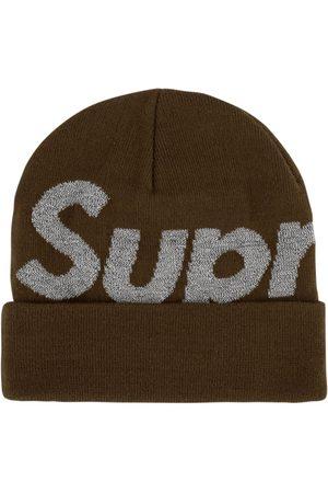 Supreme Hüte - Mütze mit Oversized-Logo