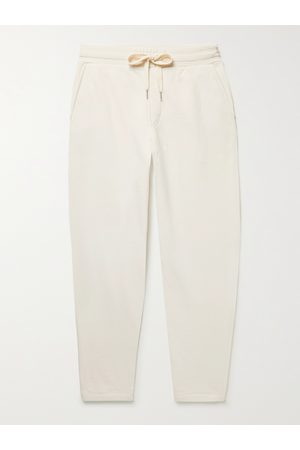 Outerknown Second Spin Tapered Organic Cotton-Blend Jersey Sweatpants