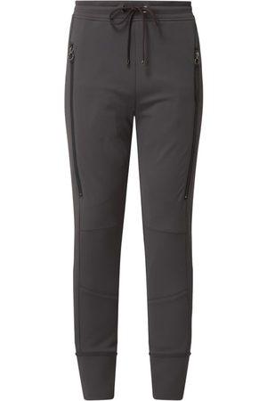Mac Damen Jogginghosen - Schlupfhose mit Reißverschlusstaschen Modell 'Future 2.0