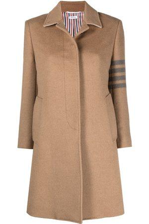 Thom Browne Damen Hosen & Jeans - Hose mit Logo-Streifen - Nude