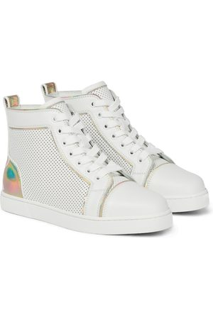 Christian Louboutin Damen Sneakers - Sneakers Fun Louis aus Leder