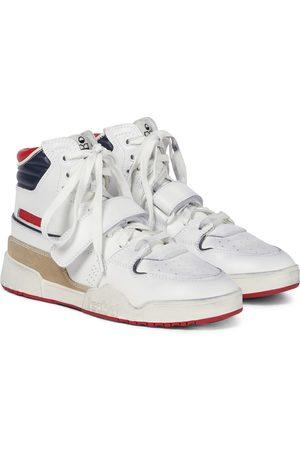 Isabel Marant Sneakers aus Leder