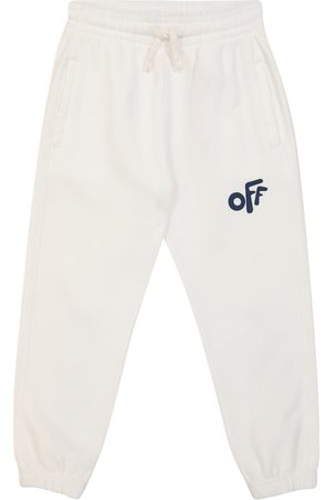 Off-White Kids Jogginghose aus Baumwolle