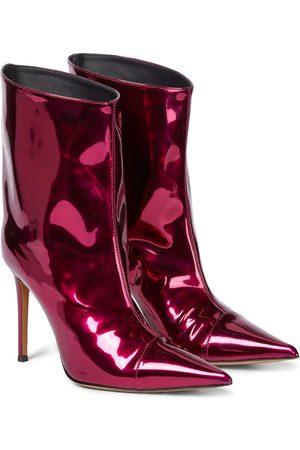 ALEXANDRE VAUTHIER Ankle Boots Raquel 105 aus Leder
