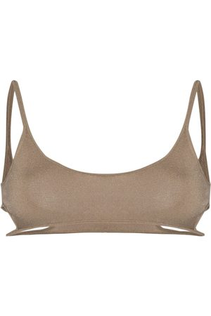 DION LEE DION LNGRE SCP NCK STRP BCK CTOUT RBBD K - Nude