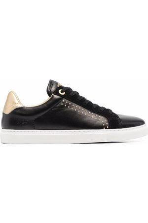 Zadig&Voltaire Stud-embellished low-top sneakers
