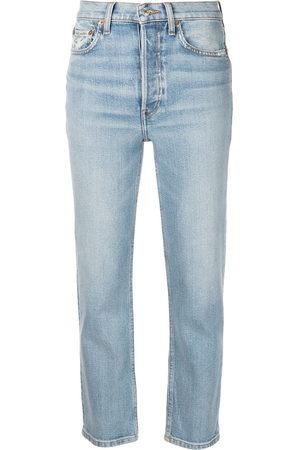 RE/DONE Damen Stretch - Comfort Stretch Jeans