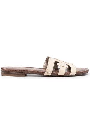 Sam Edelman Bay slip-on leather sandals