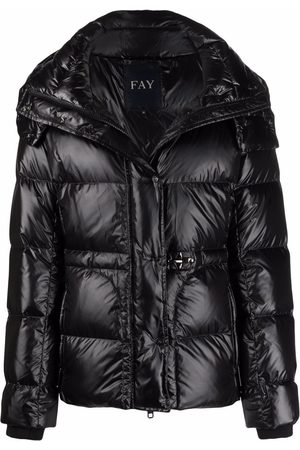 Fay Quilted down puffer jacket