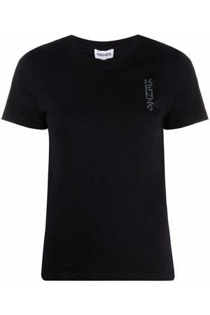 Kenzo Logo-print organic-cotton T-Shirt