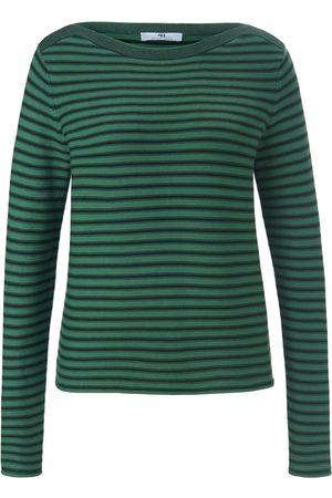 Peter Hahn Damen Pullover - Pullover U-Boot-Ausschnitt