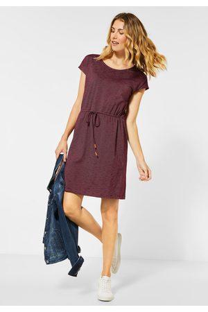 CECIL Sommerkleid, mit überschnittener Schulter
