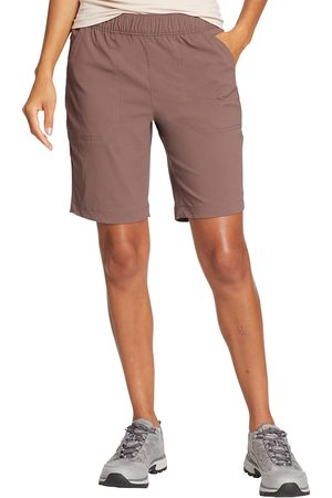 Eddie Bauer Damen Shorts - Guide Ripstop Shorts Damen Gr. 4