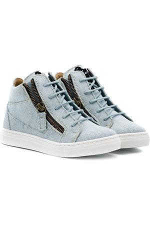 Giuseppe Zanotti Geschnürte Sneakers